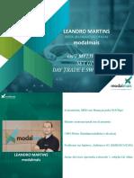 Os 7 Melhores Setups Day e Swing Trade - Leandro Martins - Modal