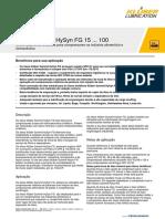 Klueber Summit Hysyn FG 15 100-Pt