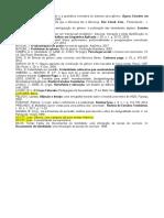 Bibliografia DSGCE2020