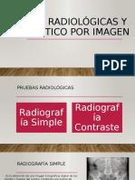 Tbe Radiografias. Final