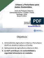 Agricultura Urbana y Periurbana Para Ciudades Sostenibles FAO