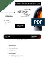 Hotspot (r)evolution - Desenvolvimento de um aquecedor de esplanada a gás