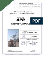 APR creuset getable