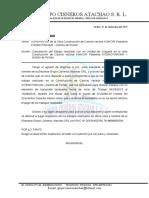 SOLICITA AL SUPERVISOR LA CANCELACION DEL TRABAJO REALIZADO.doc