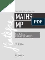 Mathematiques Exercices incontournables (MP) by J.Freslon, S.Gugger, D.Fredon, J.Poineau, C.Morin (z-lib.org).pdf