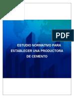 ESTUDIO NORMATIVO PARA ESTABLECER UNA PRODUCTORA DE CEMENTO_02.docx