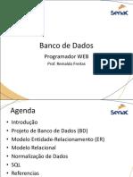 Banco de Dados - V0