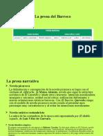 Unidad 14 Apóstrofe XXI - El Barroco_ la  prosa y el teatro