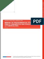 Manual de procedimientos técnicos para el diagnóstico bacteriológico de la TBC.pdf