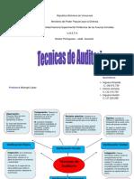 Mapa conceptual de auditoria