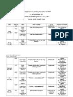 Activități derulate în cadrul săptămânii.docx