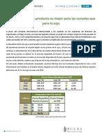 Bolsa de Cereales de Córdoba - Relación Insumo-Producto