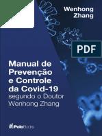 Manual de Prevenção e Controle da Covid-19 segundo o Doutor Wenhong Zhang.pdf