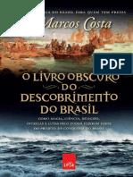 O livro obscuro do descobrimento - Marcos Costa