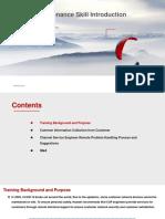 Remote Maintenance Skill Introduction V1.6 Final