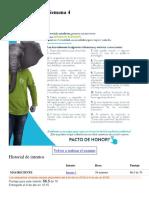 Examen Parcial - Evaluación de Proyectos