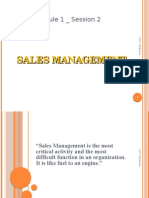 Unit 1_Sales Management