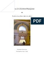 The Trials of a Common Pleas Judge All Released Chapters 3.29.20