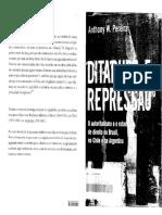 Ditadura e Repressão - Anthony W. Pereira