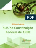 SUS na con stituição federal.pdf