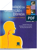 Tratado Da Deglutição e Disfagia (Jotz, Carrara-De Angelis, Barros)