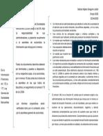 Información Financiera