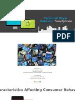 Consumer Buyer Behavior