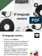 El lenguaje sonoro.ppsx