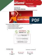ASISTENCIA CLARO PREPAGO