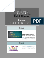 are you a good digital citizen  by addy michaud  2
