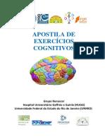 Apostila de Exercícios Cognitivos 2020