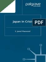 S. Javed Maswood - Japan in Crisis