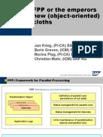 Framework for Prallel Processing