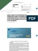 CEEEx - Centro de Estudos Estratégicos do Exército - CEEEx - Centro de Estudos Estratégicos do Exército.pdf