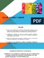 COLOR, AROMA Y SABOR.pptx