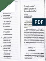 Zanetti sobre Versos sencillos