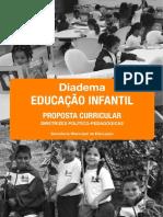PROPOSTA CURRICULAR DIRETRIZES POLÍTICO-PEDAGÓGICAS - Diadema