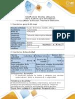 Guia de actividades y rubrica de evaluación - Fase 1 - Reconocimiento