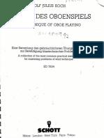 Metodo koch Oboe
