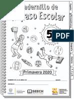 Cuadernillo de respaso escolar 5