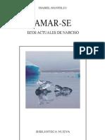 AMAR-SE. ECOS ACTUALES DE NARCISO - ISABEL SANFELIU SANTOLALLA.epub