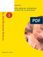 EL SER HUMANO SEXUAL II. EL SUJETO EXISTENTE - Anna Arnaiz Kompanietz.epub