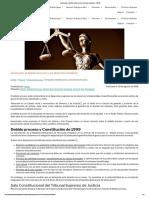 Venezuela, el debido proceso y los derechos humanos - CEPAZ