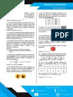 Variables aleatorias ejercicios propuestos PDF