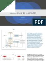 Neurociencia de la emoción