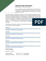 BIENVENIDA AL AÑO ESCOLAR 2020 - Documentos de Google.docx
