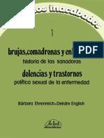 Ehrenreich - English (1988)  - Brujas, comadronas y enfermeras. Dolencias y trastornos.pdf