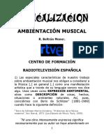 Musicalizacion