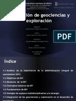 Administración Integral de los yacimientos