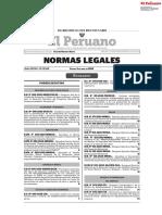 DECRETO SUPREMO-MOVILIZACION DE COURIER (1)